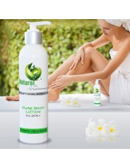 Natural Body Lotion for Dry Sensitive Skin - Seaweed Antioxidant & Mineral Rich Hand and Body Lotion (this Division's Best Luxury Lotion)