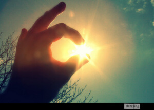 365::101 - dazzling (fingertip catch!)