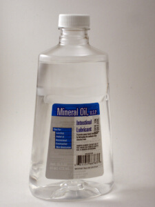 Mineral Oil, Front